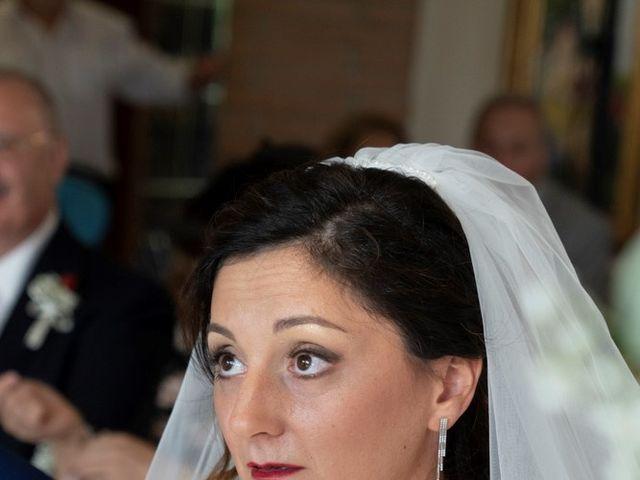 Il matrimonio di Ferdinando e Michela a Montaione, Firenze 8
