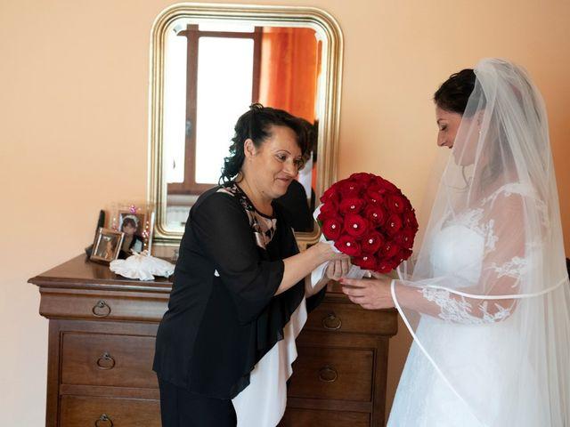Il matrimonio di Ferdinando e Michela a Montaione, Firenze 75