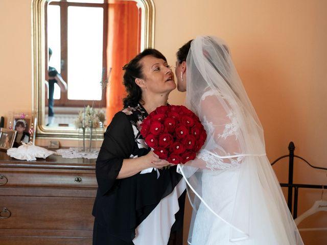 Il matrimonio di Ferdinando e Michela a Montaione, Firenze 76