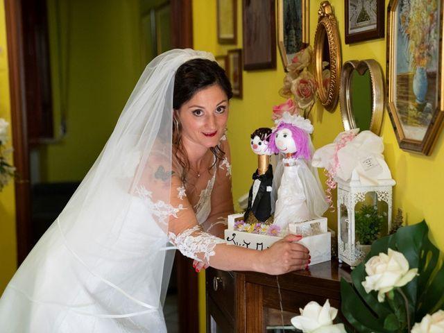 Il matrimonio di Ferdinando e Michela a Montaione, Firenze 81