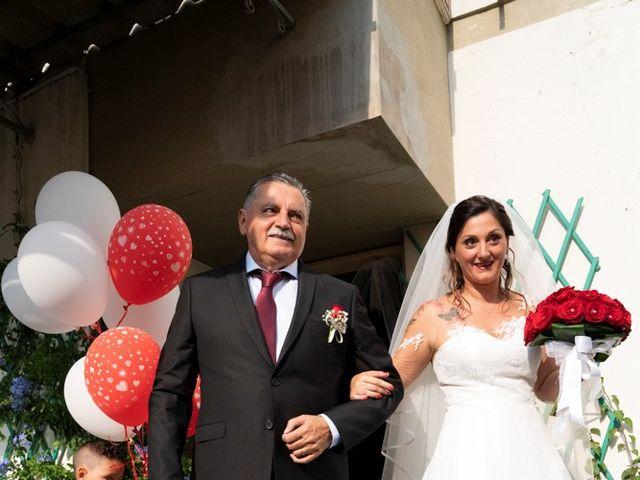 Il matrimonio di Ferdinando e Michela a Montaione, Firenze 84