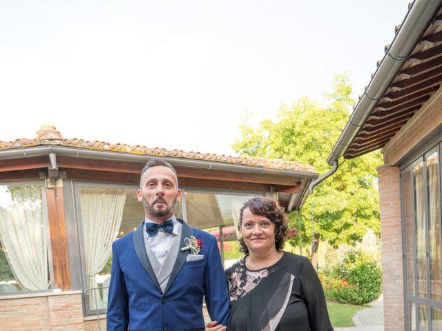 Il matrimonio di Ferdinando e Michela a Montaione, Firenze 92