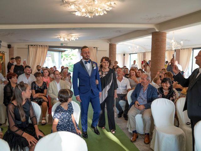 Il matrimonio di Ferdinando e Michela a Montaione, Firenze 95