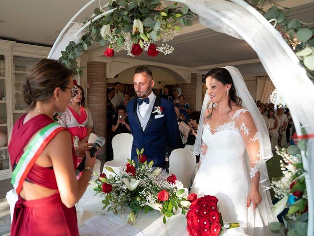 Il matrimonio di Ferdinando e Michela a Montaione, Firenze 99