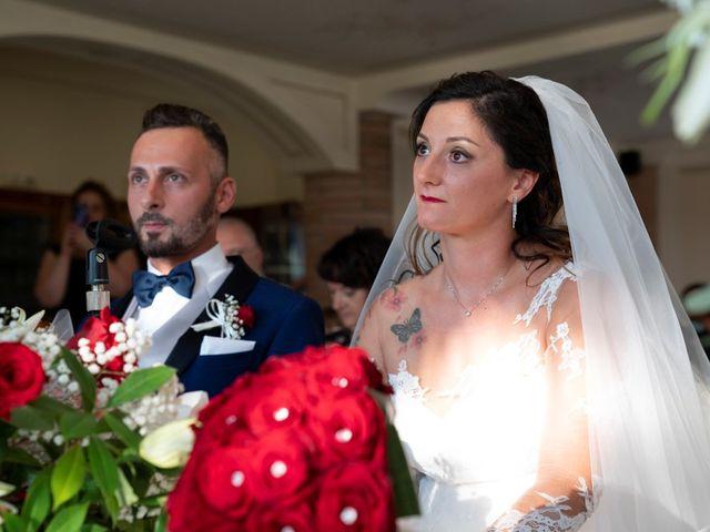 Il matrimonio di Ferdinando e Michela a Montaione, Firenze 102