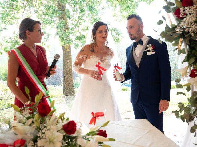 Il matrimonio di Ferdinando e Michela a Montaione, Firenze 103