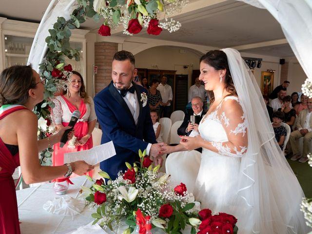 Il matrimonio di Ferdinando e Michela a Montaione, Firenze 107