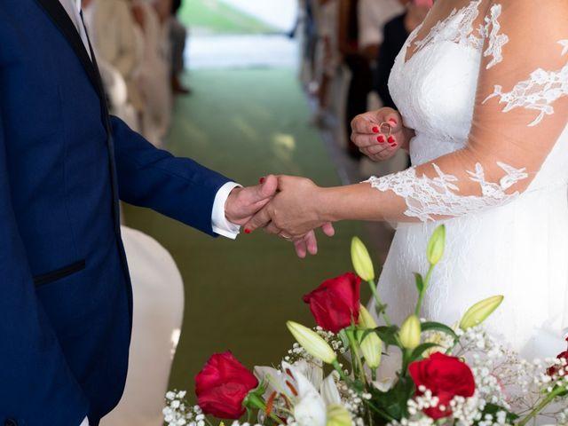 Il matrimonio di Ferdinando e Michela a Montaione, Firenze 111