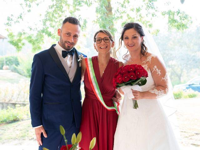 Il matrimonio di Ferdinando e Michela a Montaione, Firenze 117