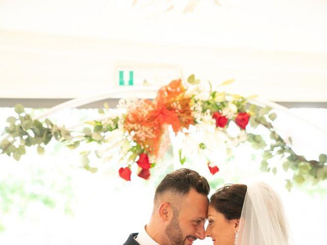 Il matrimonio di Ferdinando e Michela a Montaione, Firenze 119