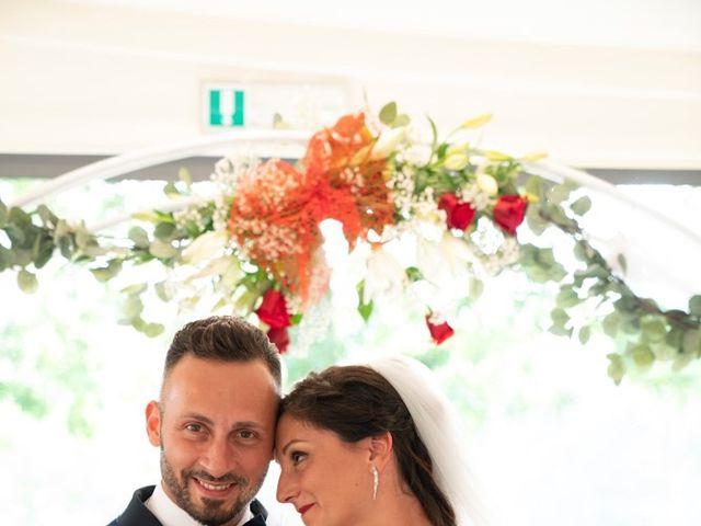 Il matrimonio di Ferdinando e Michela a Montaione, Firenze 121