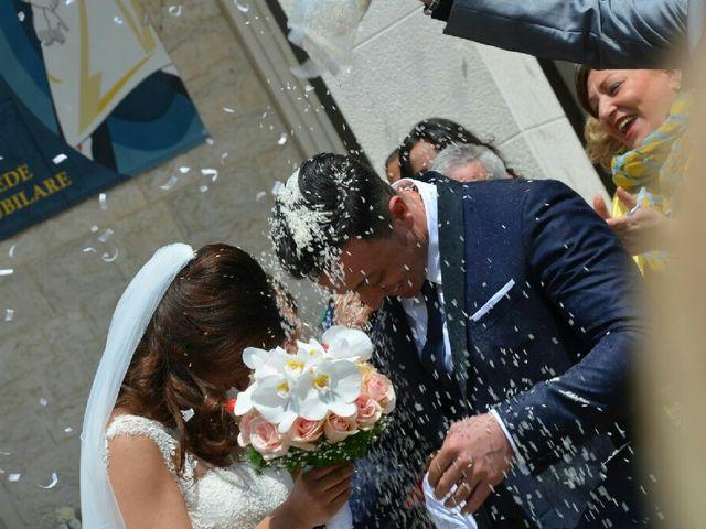 Il matrimonio di Cosimo  e Mary a Bitonto, Bari 1