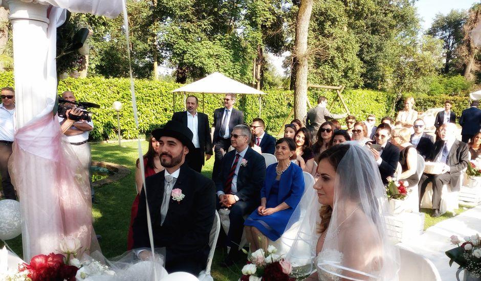 Il matrimonio di Dario e Sara a Cogliate, Monza e Brianza