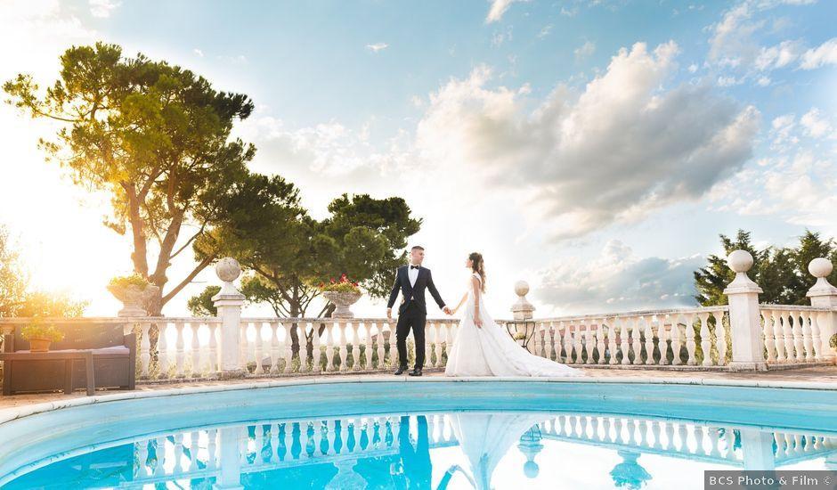 Il matrimonio di Patrizio e Giada a Monte San Giovanni Campano, Frosinone