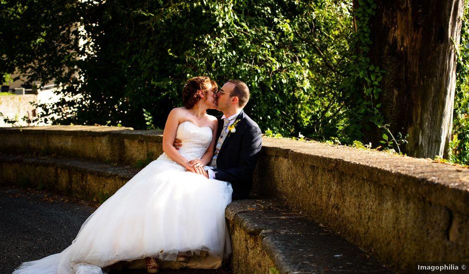 Il matrimonio di Marco e Cristina a Ariccia, Roma