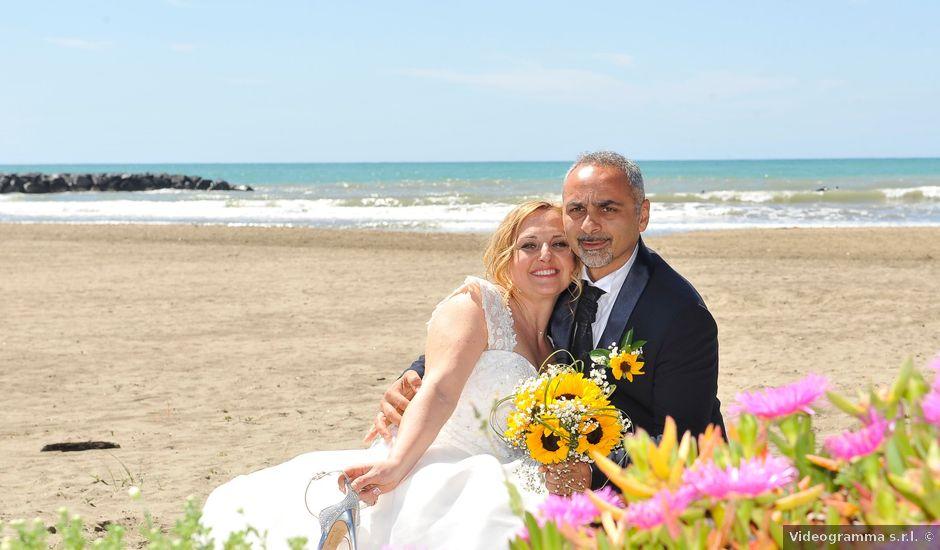 Il matrimonio di Ciriaco e Carmela a Ladispoli, Roma
