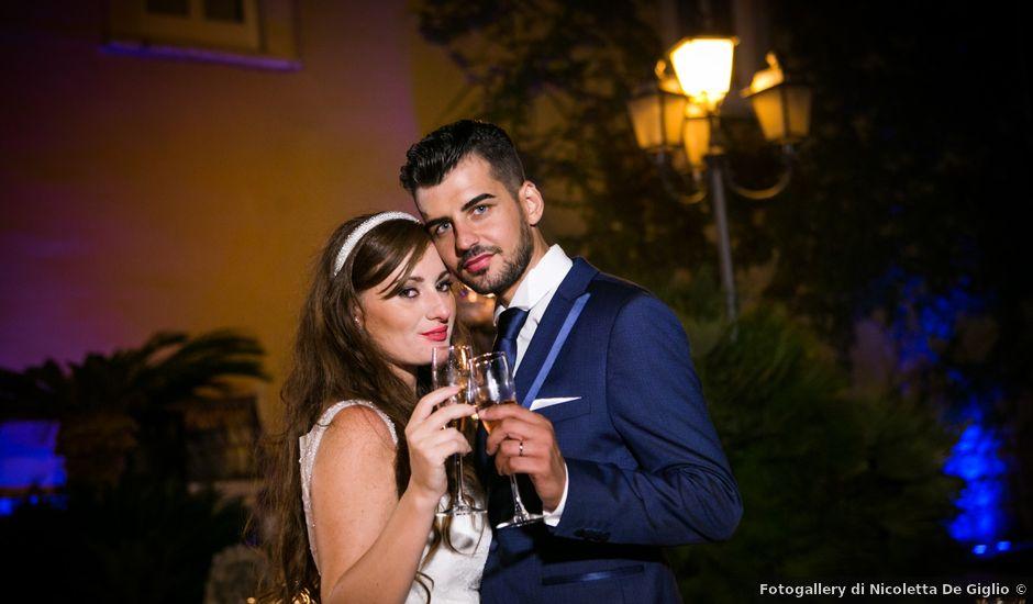 Il matrimonio di Domenico e Francesca a Bari, Bari