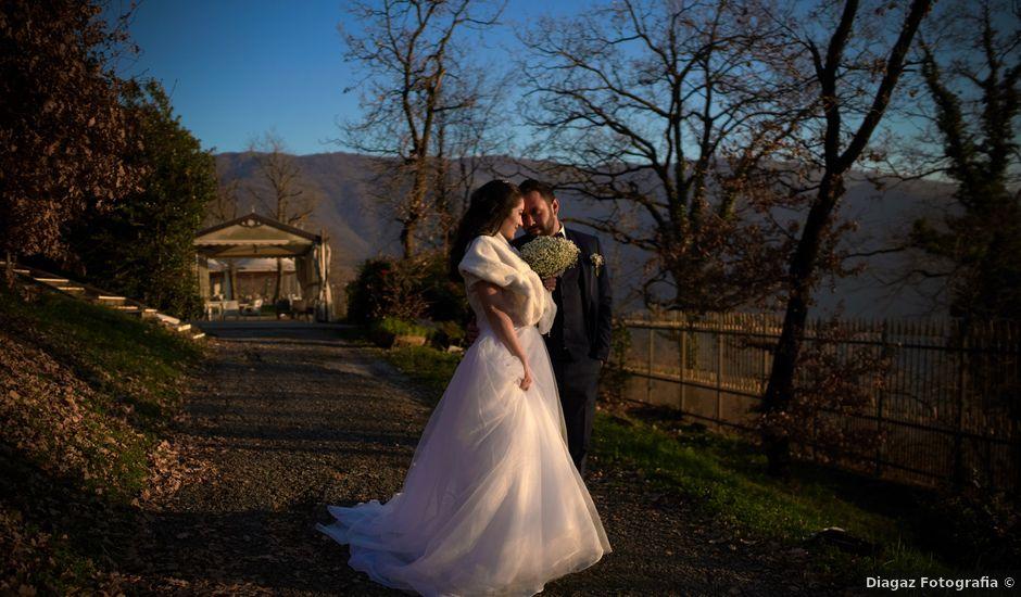 Il matrimonio di Adrian e Elizabel a Brescia, Brescia