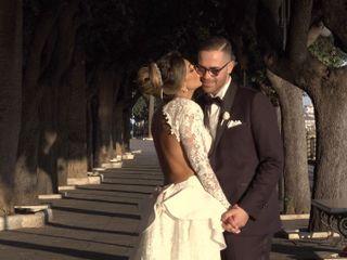 Le nozze di Roberta e Tiziano