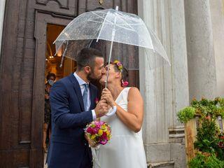 Le nozze di Marta e Silvio
