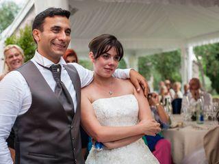 Le nozze di Roberta e Gianluigi