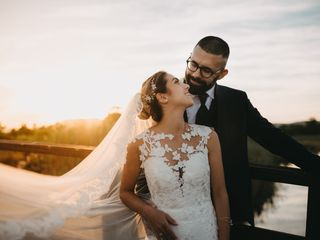 Le nozze di Monica e Efisio