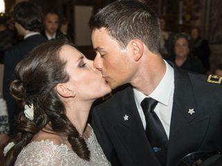 Le nozze di Aurora e Sandro