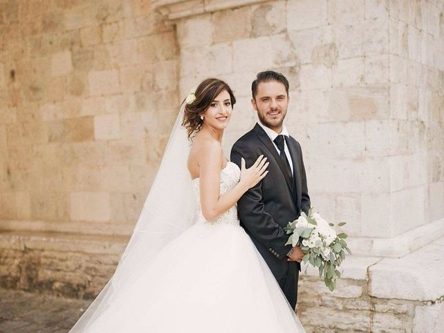 Il matrimonio di Costanza e Michele a Larino, Campobasso 5
