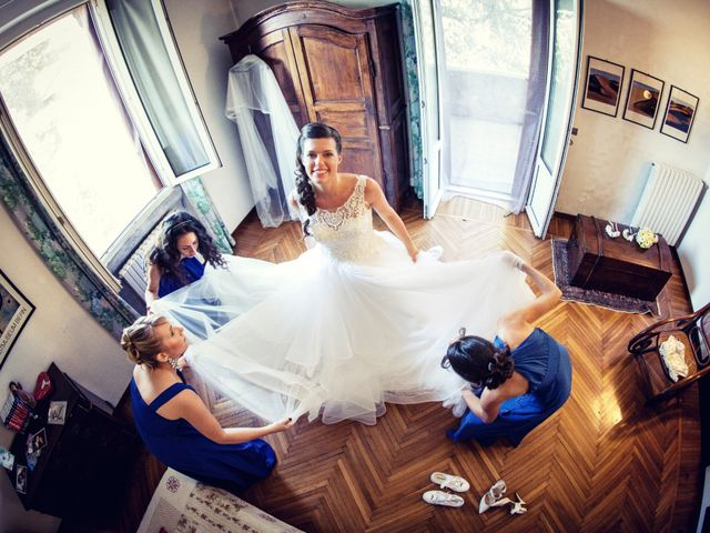 Il matrimonio di Francesco e Marta a Milano, Milano 18