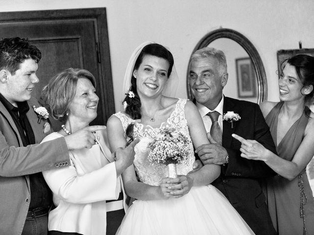 Il matrimonio di Francesco e Marta a Milano, Milano 34