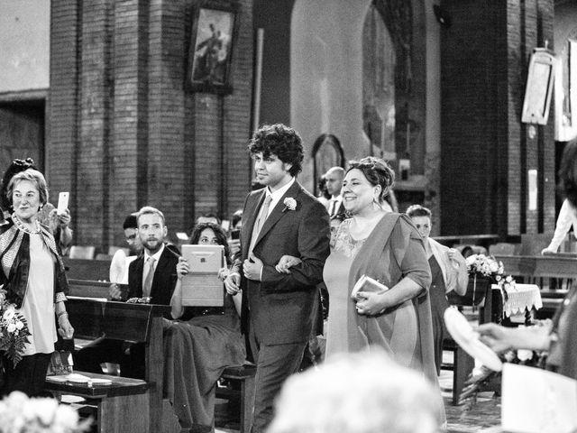 Il matrimonio di Francesco e Marta a Milano, Milano 38