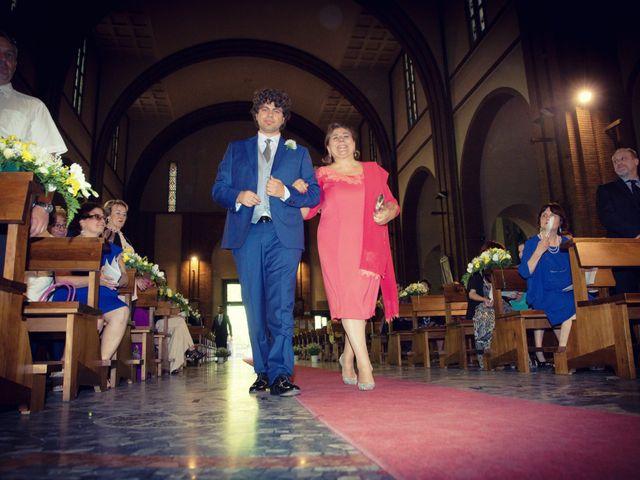 Il matrimonio di Francesco e Marta a Milano, Milano 39