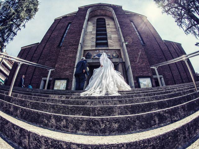 Il matrimonio di Francesco e Marta a Milano, Milano 43