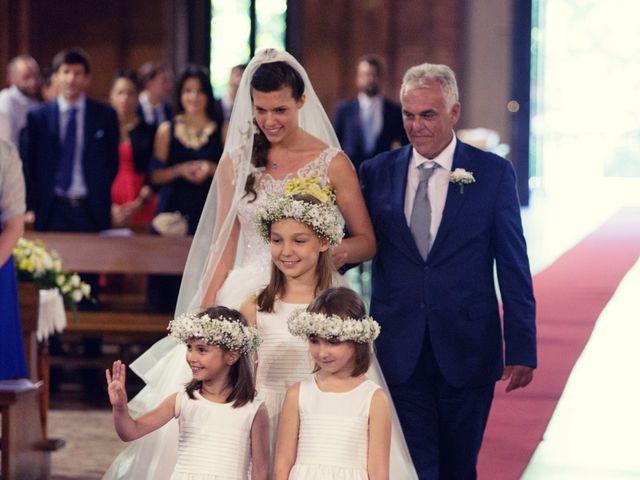 Il matrimonio di Francesco e Marta a Milano, Milano 45
