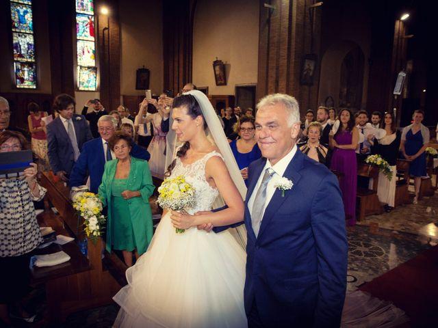 Il matrimonio di Francesco e Marta a Milano, Milano 46