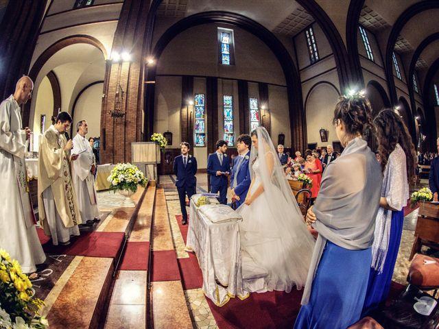 Il matrimonio di Francesco e Marta a Milano, Milano 49