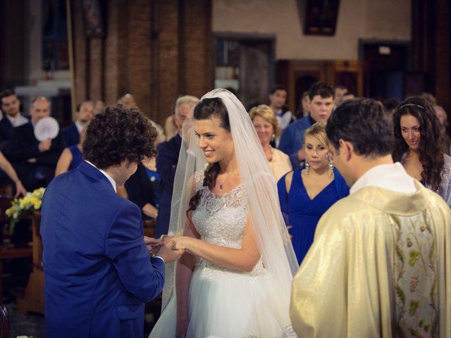 Il matrimonio di Francesco e Marta a Milano, Milano 52