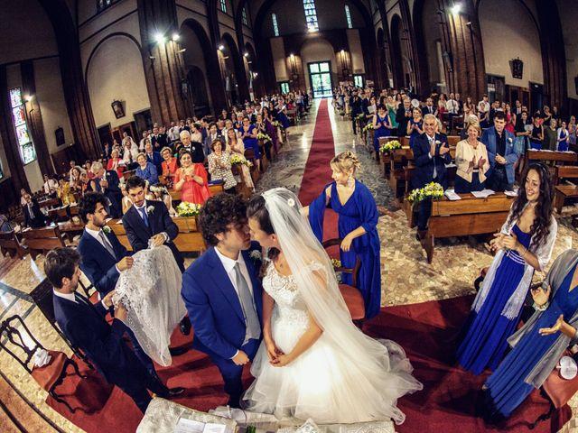 Il matrimonio di Francesco e Marta a Milano, Milano 54
