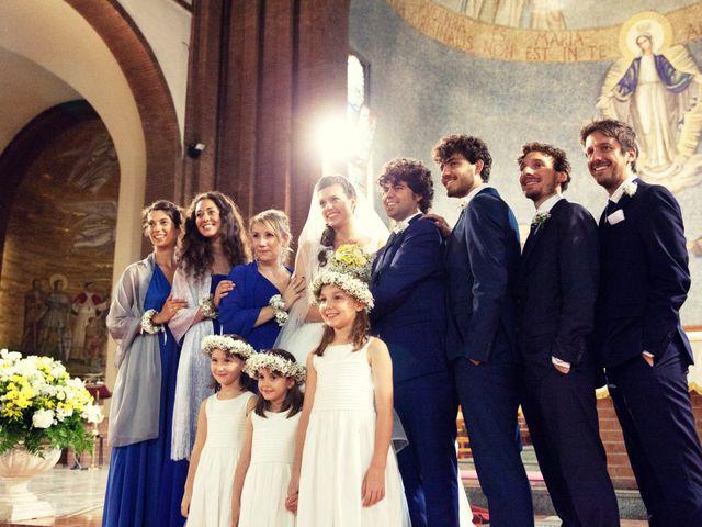 Il matrimonio di Francesco e Marta a Milano, Milano 58