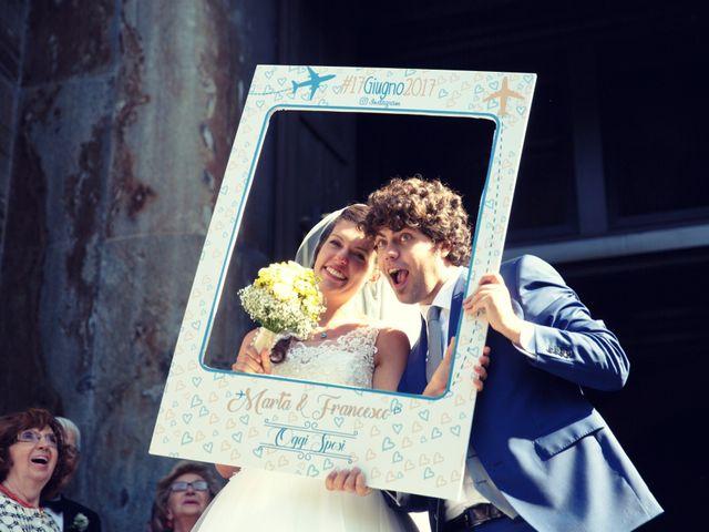 Il matrimonio di Francesco e Marta a Milano, Milano 61