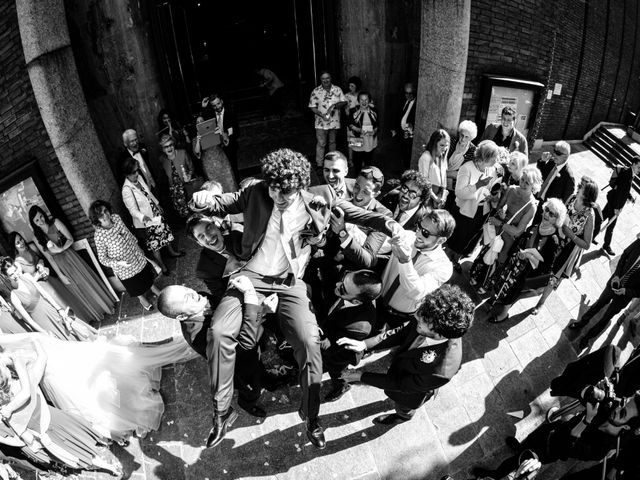 Il matrimonio di Francesco e Marta a Milano, Milano 62