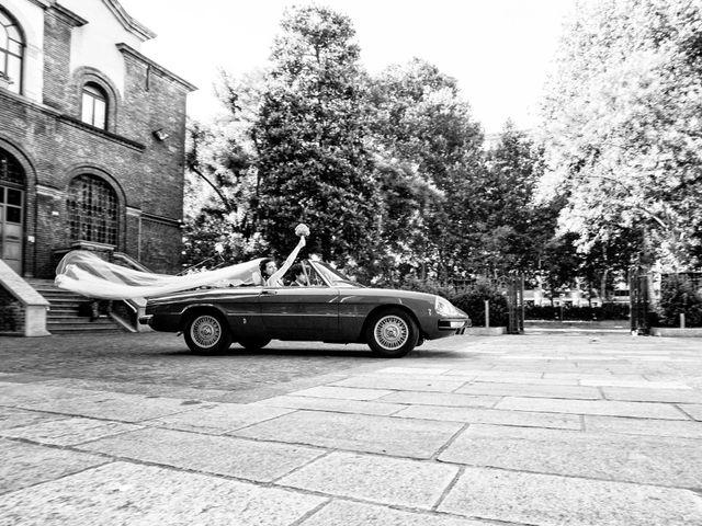Il matrimonio di Francesco e Marta a Milano, Milano 67