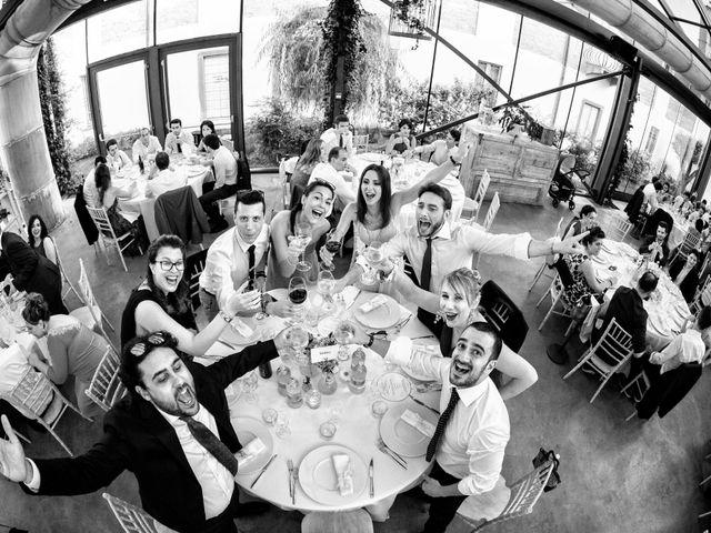 Il matrimonio di Francesco e Marta a Milano, Milano 78