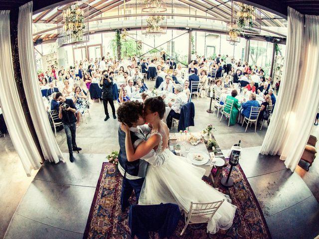 Il matrimonio di Francesco e Marta a Milano, Milano 79