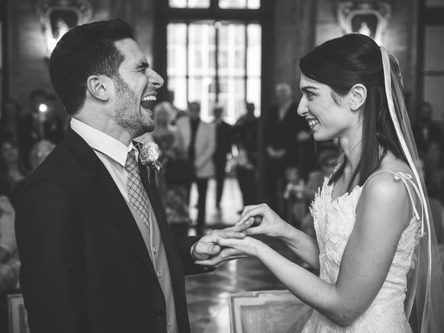 Il matrimonio di Luigi e Elisa a Piossasco, Torino 23
