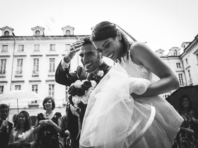 Il matrimonio di Luigi e Elisa a Piossasco, Torino 31