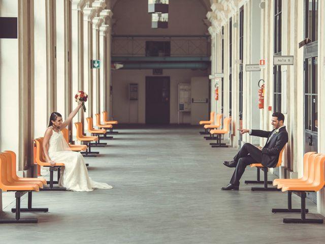 Il matrimonio di Luigi e Elisa a Piossasco, Torino 32