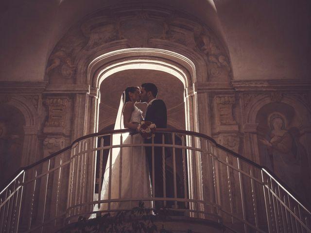 Il matrimonio di Luigi e Elisa a Piossasco, Torino 1