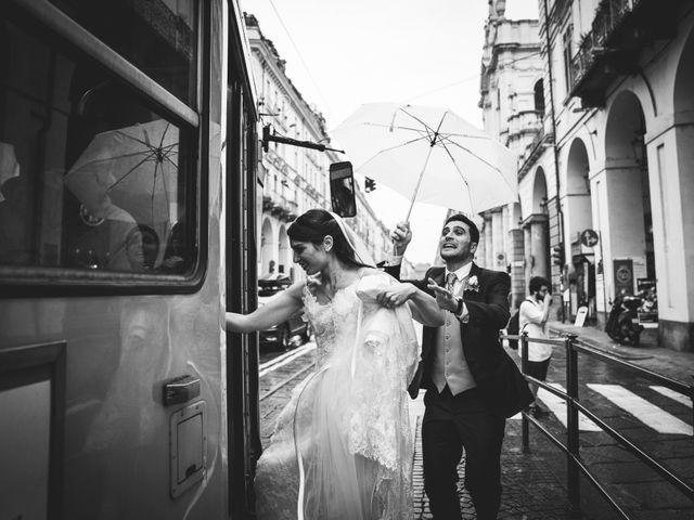 Il matrimonio di Luigi e Elisa a Piossasco, Torino 36