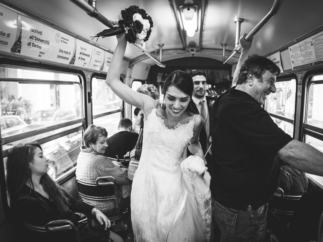 Il matrimonio di Luigi e Elisa a Piossasco, Torino 37